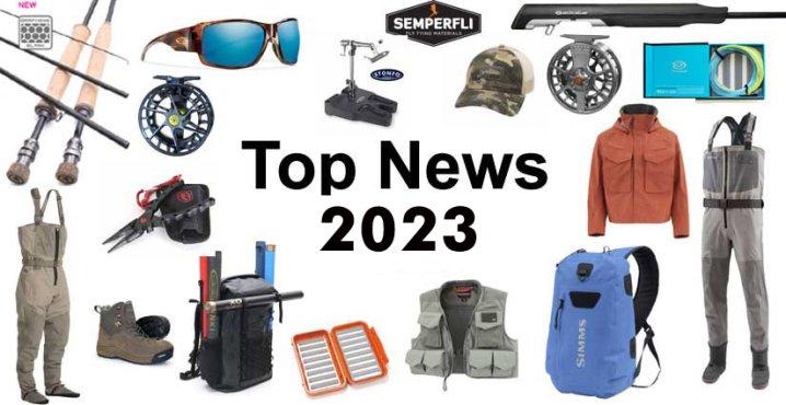 Top News Fliegenfischen 2021