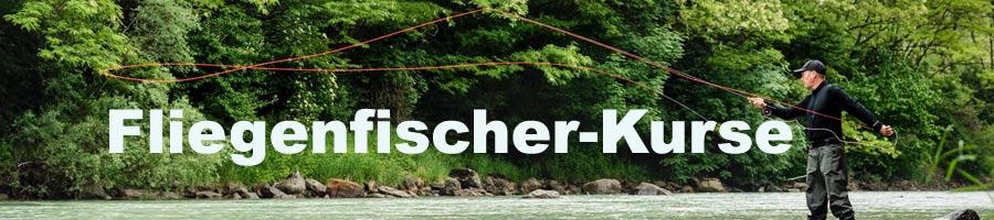 Fliegenfischer-Kurse