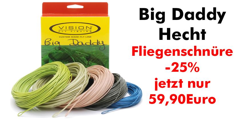 Big Daddy Fliegenschüre -25%