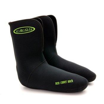 Vision Neopren Cover Socken  Neoprenstrümpfe