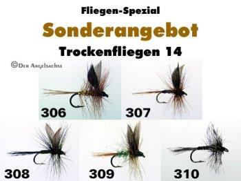 Sonderangebot Trockenfliege Gr.14