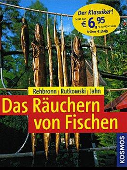 Das Räuchern von Fischen  -Buch-