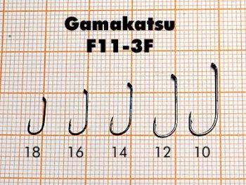 Gamakatsu F11-3F