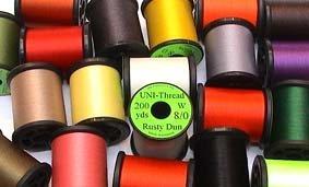 Uni Thread 8/0 200yds Bindefaden