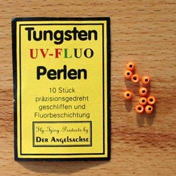Tungsten UV-FLUO Perlen 3.5mm