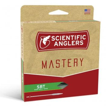 Mastery SBT Short Belly Taper Fliegenschnüre