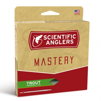Mastery Trout WF Fliegenschnüre