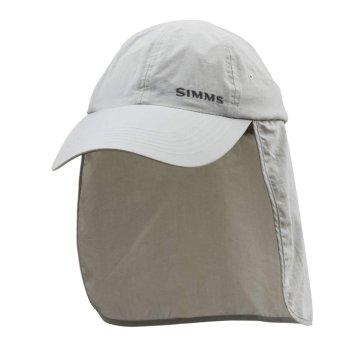 Simms Superlight Sunshield Cap Sterling Kappe