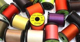 Uni Thread 3/0  100yds  Bindefaden