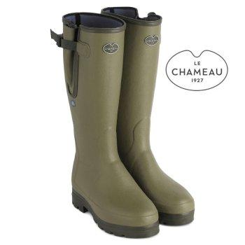 LE CHAMEAU Vierzonord Plus Stiefel (3 Größen zur Auswahl)