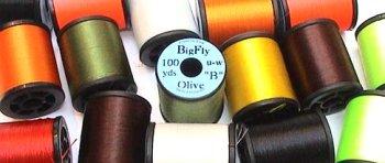 Uni  Big Fly Thread Bindefaden