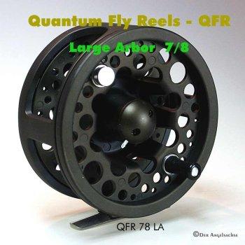 Quantum QFR Large Arbor 7/8 Fliegenrolle