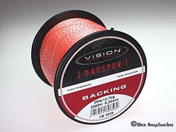 Vision Dacspun Backing  Meterware