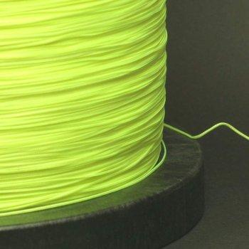 Dacron Backing 30lb Chartreuse Meterware