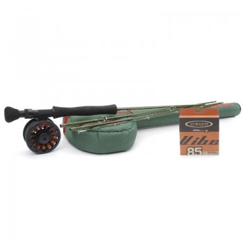 Vision ABBORRE Outfit Fliegenfischer-Streamer-Set + 10 Gratis-Streamer mit Box