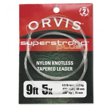 Orvis Super Strong Plus Leader 2 Fliegenvorfächer