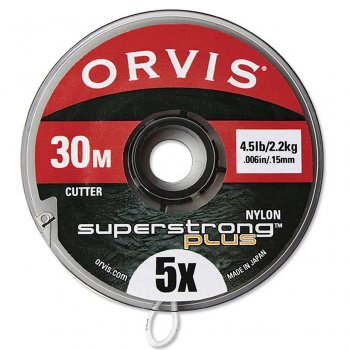 Orvis Super Strong Plus Tippet 30m Vorfachmaterial