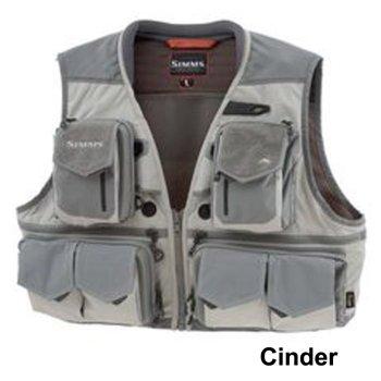 Simms G3 Guide Vest Weste Steel/Cinder   -Neu 2018-