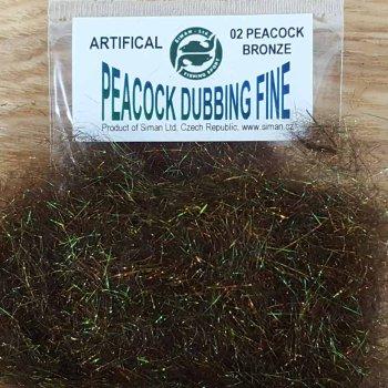 Peacock Dubbing Fein