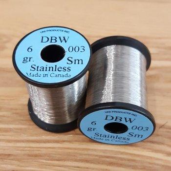 Uni Dubbing Brush Stainless Wire (Small und Medium zur Auswahl)