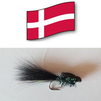 Skumfidus  -Orginal Dänische Meerforellenfliege-