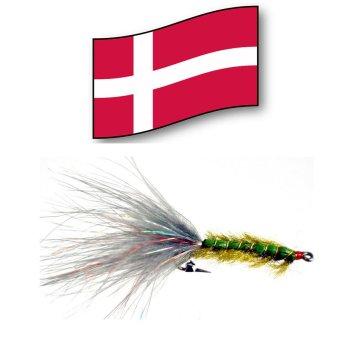 Borstedrengen  -Orginal Dänische Meerforellenfliege-