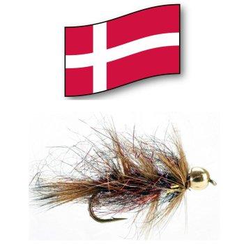 Brenda  -Orginal Dänische Meerforellenfliege-