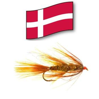 Brendas Mam Gr.4 -Orginal Dänische Meerforellenfliege-