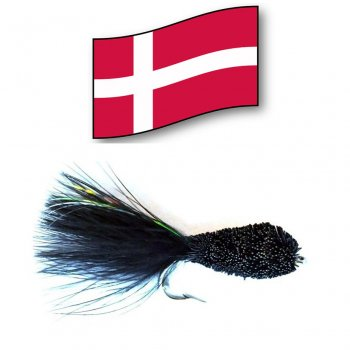 Cigar  -Orginal Dänische Meerforellenfliege-