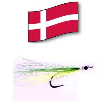 Flashy Lady  -Orginal Dänische Meerforellenfliege-