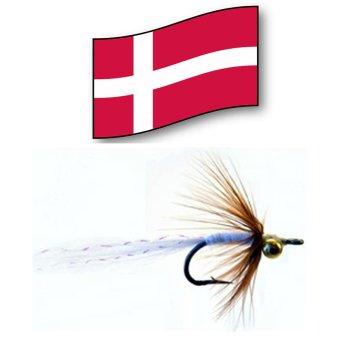 Hindsholm Fly  -Orginal Dänische Meerforellenfliege-