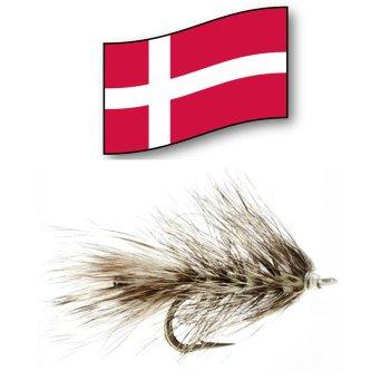 Kosten  -Orginal Dänische Meerforellenfliege-