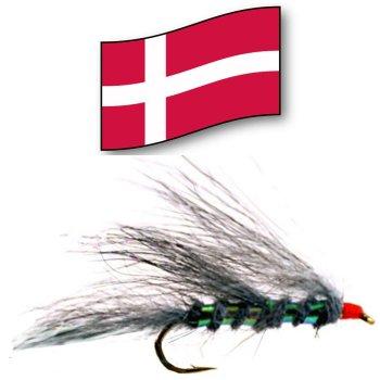 Silver Fox -Orginal Dänische Meerforellenfliege-