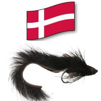 Kutling Black -Orginal Dänische Meerforellenfliege-