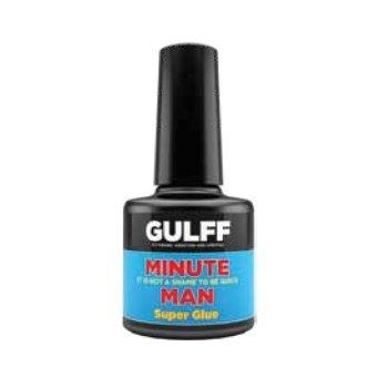 Gulff Minuteman Sekundenkleber