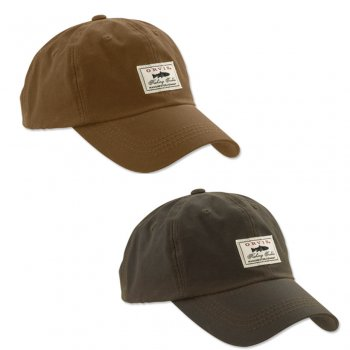 ORVIS Vintage Waxed Cotton Caps