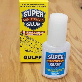 Gulff Minuteman Glue  Sekundenkleber