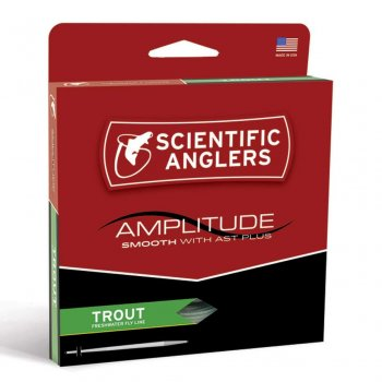 Scientific Anglers Amplitude Smooth Trout WF Fliegenschnur