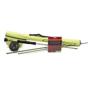 Vision Pike NEW 2020 Outfit Das Fliegenfischer-Set auf Hecht und Huchen!  + 5 Gratis-Hecht-Fliegen mit Box
