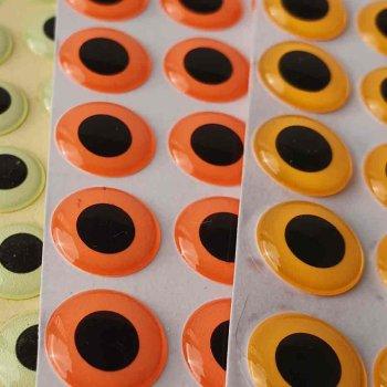 PIKE MONKEY Epoxy Riesen-Augen in 3 Größen und 3 Farben