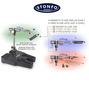 STONFO Morsetto Transformer Bindestock