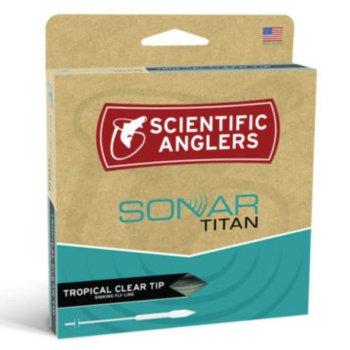 Scientific Anglers Sonar Titan TROPICAL INTERMEDIATE TIP Fliegenschnur