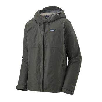Patagonia Mens Torrentshell 3L Jacket Forge Grey  Regenjacke