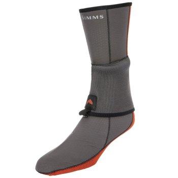 Simms Neoprene Flyweight Sock Pewter Wat-Socken