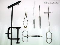 Bindestock mit Werkzeug-Set