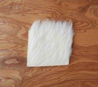 Kalbshaar / Calf Body Hair  5 Farben zur Auswahl