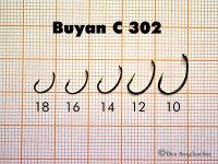 Buyan C 302 (Größen 10, 12, 14, 16, 18 zur Auswahl)