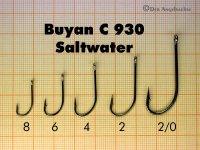 Buyan C 930 (Größen 3/0, 2, 8 zur Auswahl)