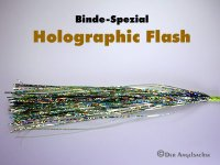Holographic Flash