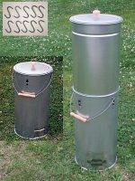 Räuchertonne Durchmesser 28cm